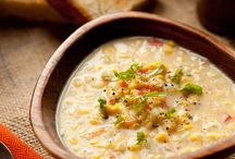 Soup Recipes / by Colleen Miller
