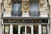 lovely storefronts / by Paris Hotel Boutique
