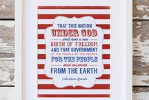 Patriotic / by Primary Flourish