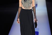 Giorgio Armani collections: from 2007 to 2014 / by Adriana Rozsa