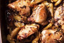 Chicken/Turkey / by Zuleika Hemdan