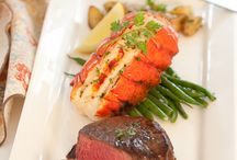 Surf N Turf Dinner Ideas / by Anne