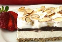 Desserts you can't pass up! / by Skinny Skillet