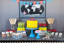 Party ideas / by April Roycroft