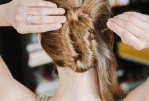 Hair / by Anne Stavrinakis
