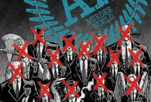 Comic Book New Releases 11/27/13 / by Graphic Policy