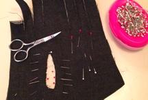 Needle & Thread / by Gwen Gyldenege