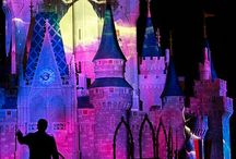 The Many Looks of Disney Castles  / by Brooke Landtroop