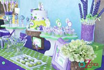 Tinker bell party theme / by Y_babez Babez