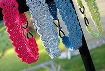 crochet thread / by Gloria Evans