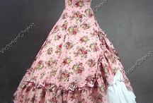 Dresses of Yesteryear / by Mary Jane Gearhart