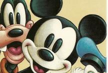 I Love Mickey!!!! :) / by Sony Cee