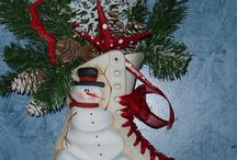 christmas crafts / by Jeanne Slauter