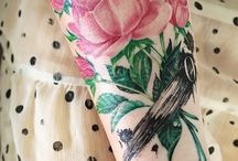 Tattoos I love / by Paige Curtis