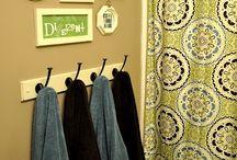 Bathroom ideas / by Dawn Czech
