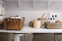 Laundry room ideas / by Megan Mayer