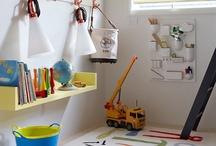 Playroom Ideas / by Ashleigh Barkley
