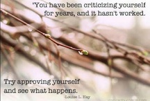 Note to Self / by CallMeCrissy (Christina Willis)