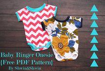 Sewing for Babies / by Teresa :: Dandelion Drift