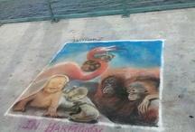 Chalk Art Festival / Each August features the Chalk Art Festival on the Redondo Pier!  / by Redondo Pier