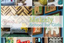 Cottage of the Week Makely School for Girls / by Andrea Cammarata