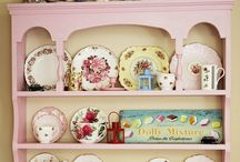 Vintage China / by Teresa Dittemore