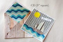 envelope templates / by Sherry Larson
