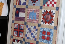 Quilts / by Debbie Arnold