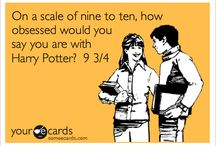 Harry Potter Obsession / by Kristen Duggins