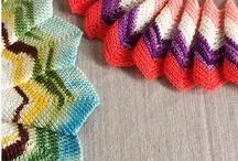 Knit Crochet inspiration / by Anna S