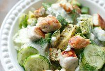 Salads / by Laura VanDolsen