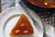 Armenian/Middle Easter Desserts / by Maral Partamian