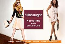 Fullah Sugah Profile / by Fullah Sugah