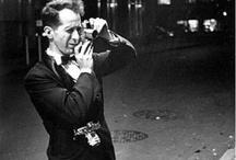 Photographer Robert Frank / by Dan H.