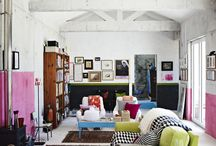 Interiors / by June