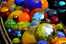 chihuly / by Pine Cones and Acorns Blog