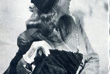 Vintage Purses / by Angie Black