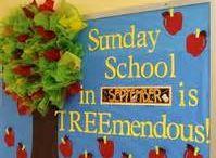 Sunday School Ideas / by Deborah Ballantyne