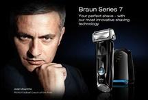 Braun Electric Shaver / by Marci Laslo