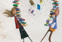 We Love Books! / by Burlington Public Library (WA)