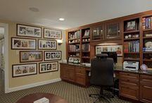 Office Designs / by Rhonda Lancaster