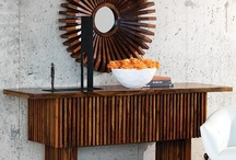 Tables- consoles and wall-tables / by Katerina Chistyakova