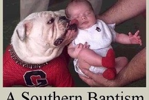 I said its a great day to be a Georgia Bulldawg!  / by Brooks Saye