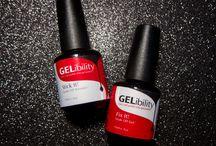 Gel Nail Polish / by Chalkboard Nails