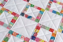 Ideas for using up fabric scraps / by Mary Emmens