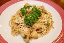 pasta & noodles / by Kathy Robinson Zahn