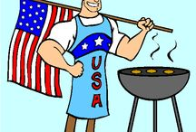 4th of July, Independence Day Coloring / 4th of July Holiday Coloring, Independence Day Coloring Pages / by Online Coloring