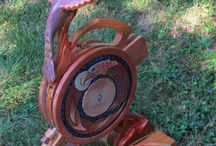 Spinning / by Shannon Kennedy-Kahler
