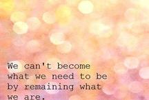 Words of wisdom / by Allie Greenwood
