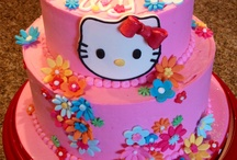 cakes / by Angie Williams